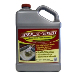 EVAPO-RUST Rust Remover, Single 1 Gallon Bottle