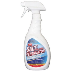Salt Terminator, Cleaner, 22oz