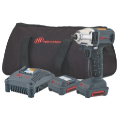 "IQv12 3/8"""" Drive Cordless Impactool Kit"
